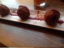 Vegan Quinoa Balls